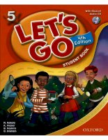 Lets go 5 student book 4th edition