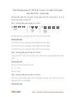 Giải bài tập trang 57, 58 SGK Toán 3: So sánh số lớn gấp mấy lần số bé - Luyện tập