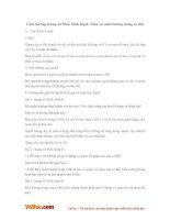 Giải bài tập trang 44 SGK Sinh lớp 8: Máu và môi trường trong cơ thể