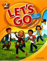 Lets go 2 student book 4th edition