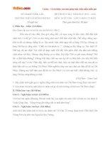 Đề thi học kì 1 môn Ngữ văn lớp 11 trường THPT Lê Hồng Phong, Đăk Lăk năm học 2015 - 2016