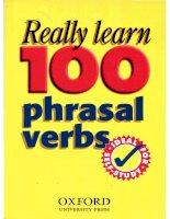 100 Phrasal Verb phổ biến