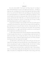 TIỂU LUẬN CHUYÊN NGÀNH   sự PHÁT TRIỂN lý LUẬN CHỦ NGHĨA xã hội KHOA học về LIÊN MINH GIAI cấp và sự vận DỤNG của ĐẢNG TA HIỆN NAY