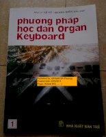 Phương pháp học đàn organ keyboard 1