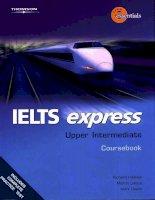 THOMSON 2006 IELTS express upper intermediate coursebook
