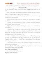 Giải bài tập trang 59 SGK Sinh học lớp 10: Enzim và vai trò của enzim trong quá trình chuyển hóa vật chất