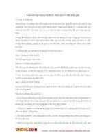 Giải bài tập trang 64 SGK Sinh lớp 9: Đột biến gen