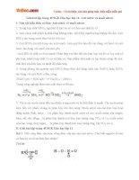 Giải bài tập trang 45 SGK Hóa học lớp 11: Axit nitric và muối nitrat