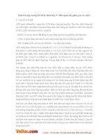 Giải bài tập trang 53 SGK Sinh lớp 9: Mối quan hệ giữa gen và ARN