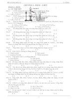 đề cương ôn tập Hóa học 12
