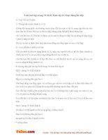 Giải bài tập trang 70 SGK Sinh lớp 8: Hoạt động hô hấp