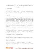 Giải bài tập trang 38 SGK Sinh lớp 7: Đặc điểm chung và vai trò của ngành ruột khoang