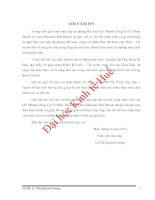 Thực trạng công tác kế toán công nợ tại CN CTCP thuận an ana mandara huế resort  spa