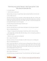 Giải bài tập trang 46 SGK Sinh lớp 7: Một số giun dẹp khác và đặc điểm chung của ngành giun dẹp