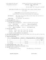 BBNT cong viec 144( GS )