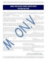tài liệu hóa   este lipit (3)