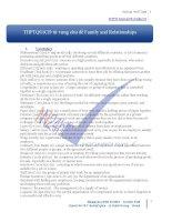 Từ vựng theo chủ điểm work and jobs (2)