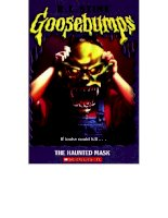 11   the haunted mask