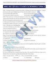 tài liệu hóa   cacbonhidrat (1)