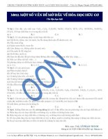 tài liệu ôn tập hidrocacbon (1)