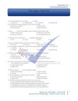 30  thi online 3 unit 5