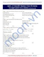 tài liệu hóa   crom sắt đồng (1)