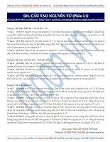 tài liệu nguyên tử bảng tuần hoàn (1)