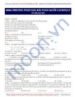 tài liệu hóa   kim loại kiềm kiềm thổ nhôm (3)