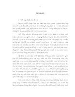 LUẬN văn THẠC sĩ   ĐẢNG CỘNG sản VIỆT NAM LÃNH đạo THỰC HIỆN ĐƯỜNG lối đối NGOẠI TRONG NHỮNG năm đổi mới từ 1990 đến 2001
