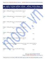 03  hiện tượng đồng đẳng   đồng phân (phần 4)