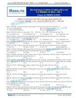 13  thi online   ôn tập đại cương về hóa học hữu cơ và hiđrocacbon   đề 2
