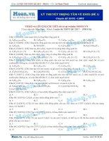 24  thi online   lý thuyết trọng tâm về este