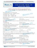 20  thi online luyện tập ancol   phenol (đề 1)