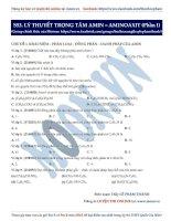 tài liệu amin aminoaxit (1)