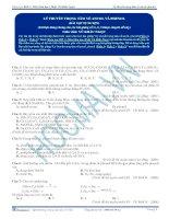 2015Bai 1 bai tap ly thuyet trong tam ve ancol phenol TB