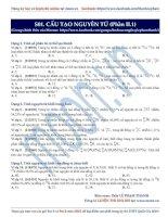 tài liệu nguyên tử bảng tuần hoàn (2)