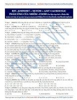 22  phản ứng của nhóm  COOH (phần 3)