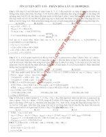Tổng hợp đề thi thử thầy tào mạnh đức (24)