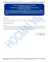 2015Bai 7  dap an ly thuyet trong tam ve axit cacboxylic g
