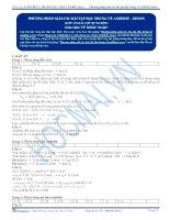 2015Bai 6  dap an phuong phap giai cac bai tap dac trung ve andehit xeton TB