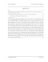 Kế toán bán hàng và xác định kết quả kinh doanh ở Công ty TNHH Sông Hương