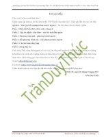 10 bài tập trắc nghiệm hàm mũ và logarit (TDT)