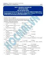 Tài liệu bài giảng tiếng anh lớp 12  hocmai (29)