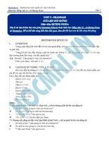 Tài liệu bài giảng tiếng anh lớp 12  hocmai (3)