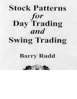 IV457  2 stock patterns for day trading and swing trading