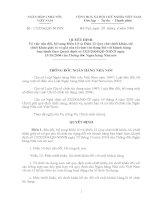 Văn bản quy phạm pháp luật về ngân hàng thương mại (28)