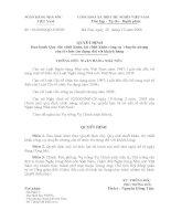 Văn bản quy phạm pháp luật về ngân hàng thương mại (30)