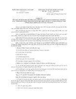 Văn bản quy phạm pháp luật về ngân hàng thương mại (38)