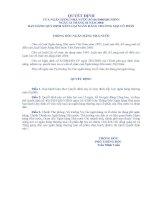 Văn bản quy phạm pháp luật về ngân hàng thương mại (10)