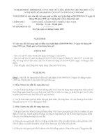 Văn bản quy phạm pháp luật về ngân hàng thương mại (8)